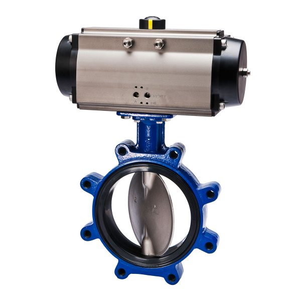Isoria© Rubber Lined Butterfly Valves - Amresist